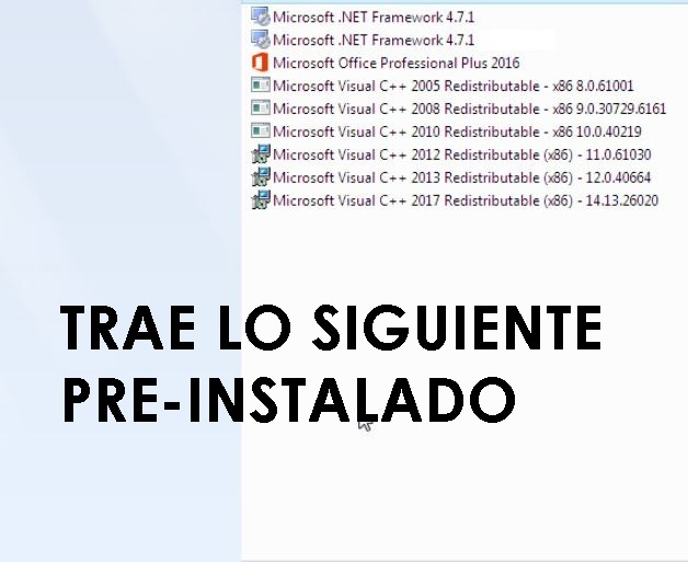 Windows 7 SP1 x86x64 en una ISO + Office 2016 Preinstalado |04/18|VS|