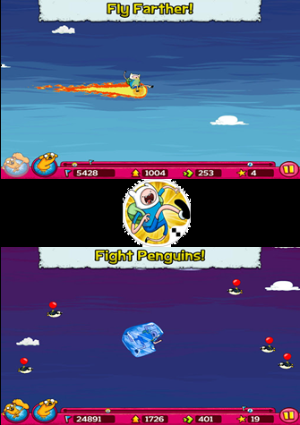 Jumping Finn Turbo v1.1.6 [1Link][apk][46Mb]