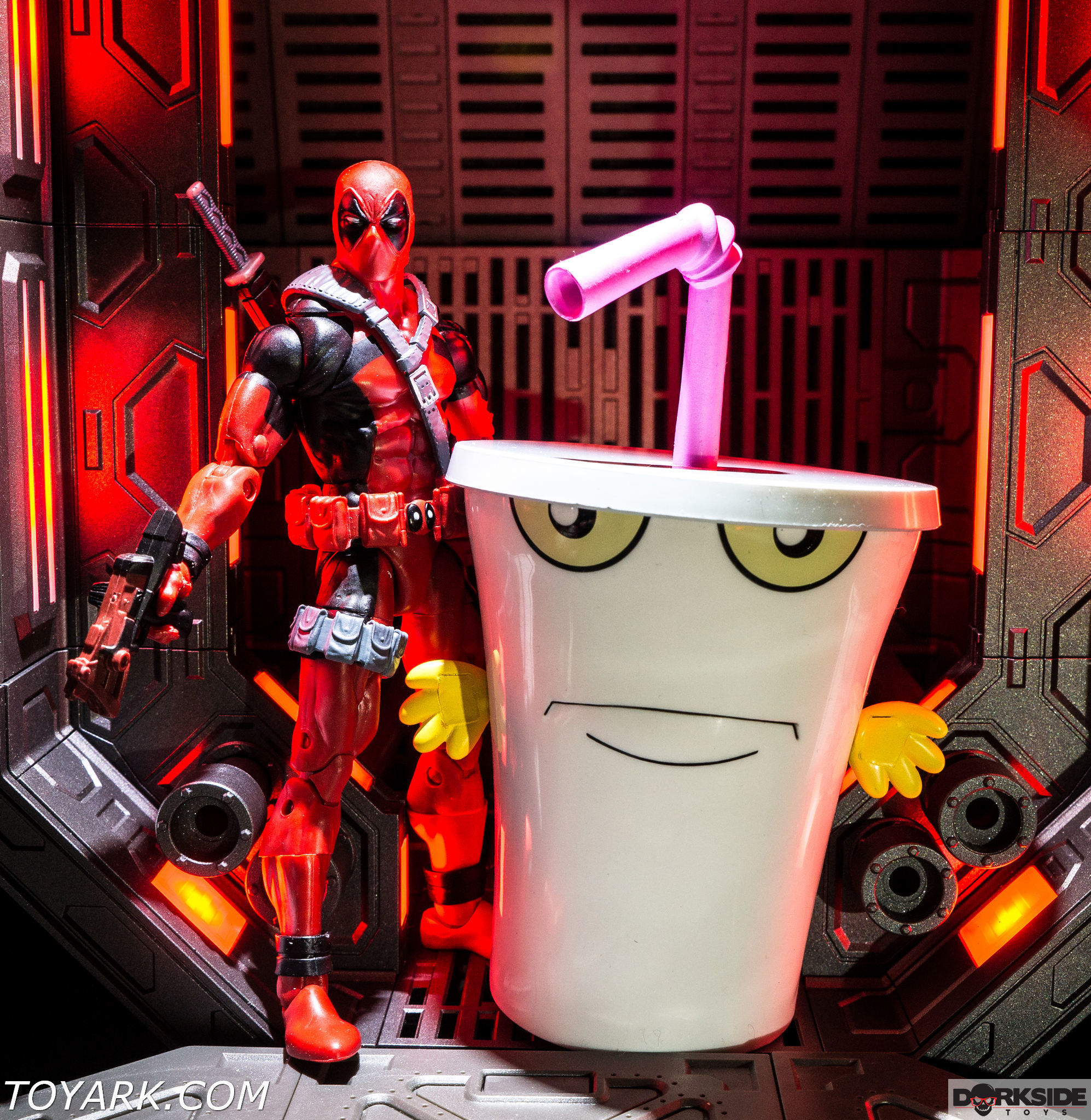 Figura Marvel Legends Deadpool