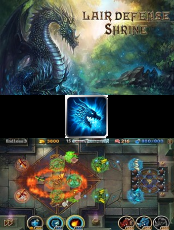 Lair Defense Shrine v1.1.3[1Link][apk][9Mb]