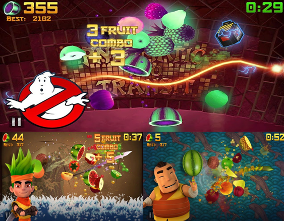 Fruit Ninja v2.3.3[1Link][apk][101Mb]