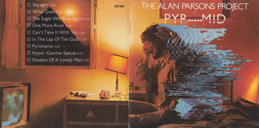 [40 años] The Alan Parsons Project. Pyramid