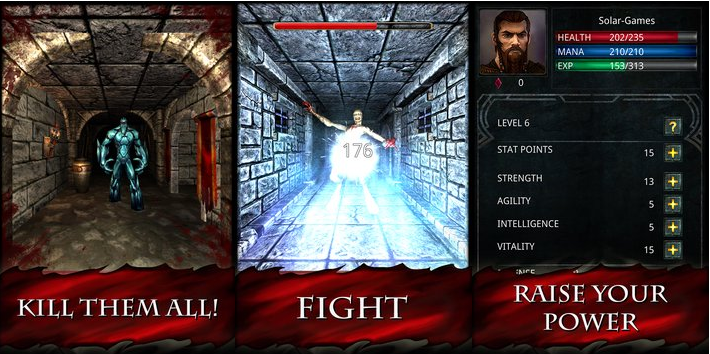 Dungeon Explorer II v1.9[1Link][apk][82Mb]