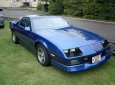 Camaro Iroc-Z [ Blue Edition Remastered 2.0 ] published in Offtopic