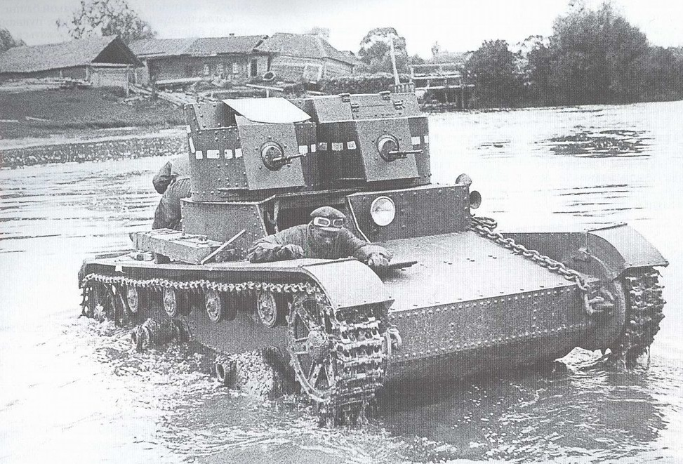 tanques