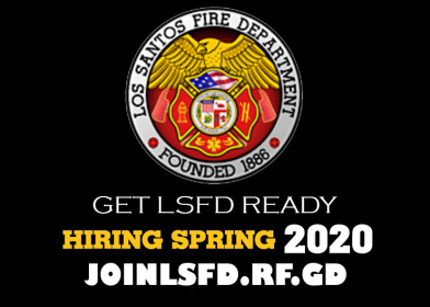 LSFD is hiring <3 published by GonzaalitoRivera