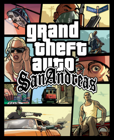 Así era jugar GTA San Andreas en 2004 en la Play Station 2 published in Offtopic