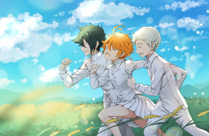 Promised Neverland Análisis y review published by mc_alekz