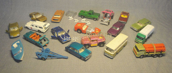 Los Superfast de Matchbox published in Archivo de autos