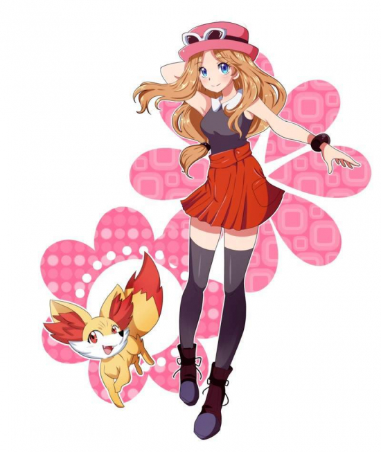 #Pokemon #Serena