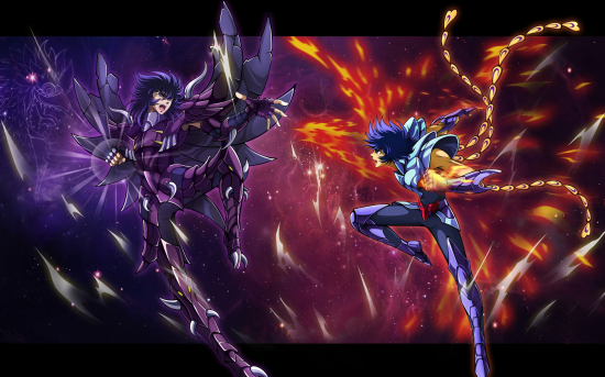 Memes, images and stories on the channel Saint Seiya