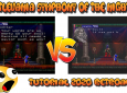 Castlevania symphony of the night, texturas hd 2020,  tutorial publicado en Juegos