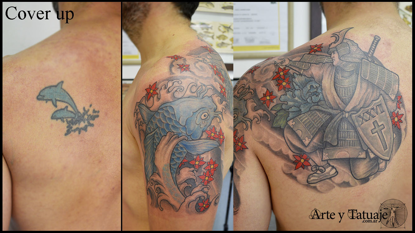 Cover up, tapamos co...