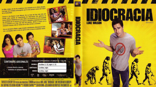 'Idiocracia': la película que predijo al actual EE.UU published in TV, películas y series