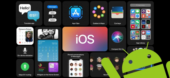 📌Cinco novedades de iOS 14 que ya estaban en Android published in Conexion Smartphone ☏ 800