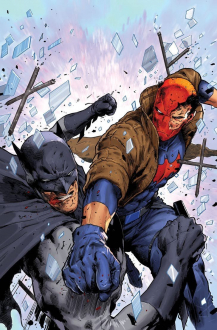 Red Hood and the Outlaws #25 By Dexter Soy  #CalabozoDelAndroide #DC