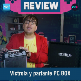 Review - Victrola y parlante PC Box published in Ner2
