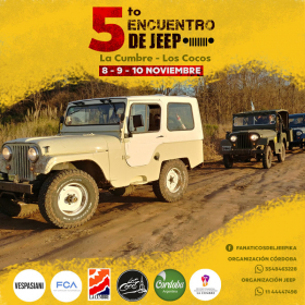 Se viene el 5º Encuentro de Jeep published in Autos y motos