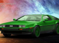 Habias visto alguna vez un Delorean Verde? Pasa y asombrate ! Uoohhh! published in Offtopic