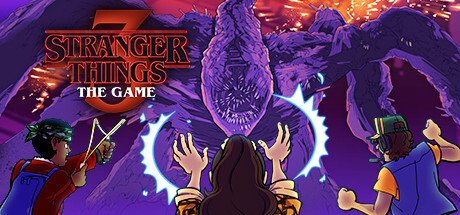 [Epic] Stranger Things 3: The Game  published in FreeOriginalGames