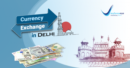 Currency Exchange Delhi