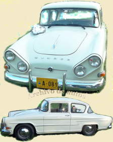 Zunder 1500  1960 published in Archivo de autos
