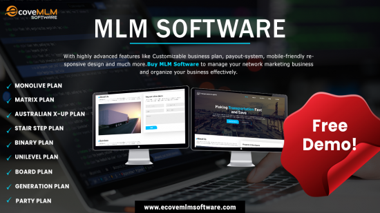 Fully integrated MLM Software