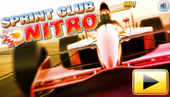 Sprint Club Nitro published in Juegos online