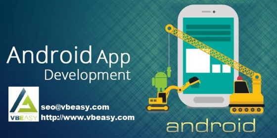 Best Android app development company in India. published in Software and Application Development | VB Easy | A