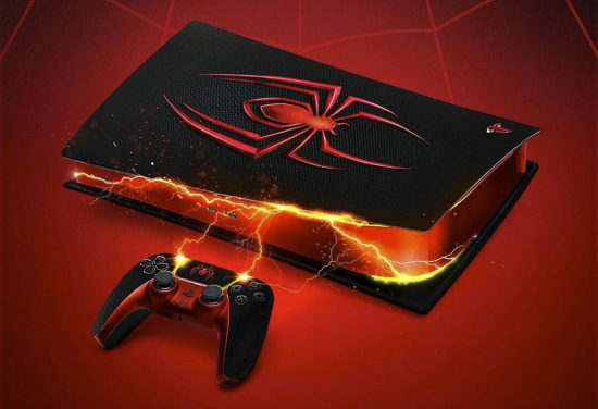 📌PS5 edición Spider-Man, PS5 Classic y otros modelos de diseñadores published in Loaded Games ☣ 1.200