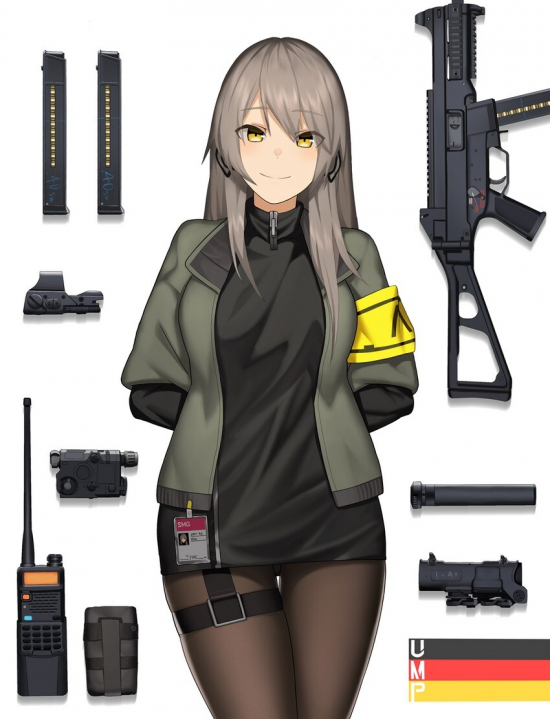 Memes, images and stories on the channel Armas de fuego 2D (Girls Frontline)