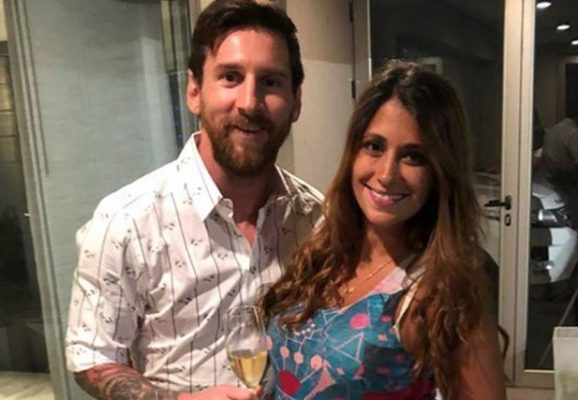 Anto Roccuzzo banco a Messi, despues de los rumores