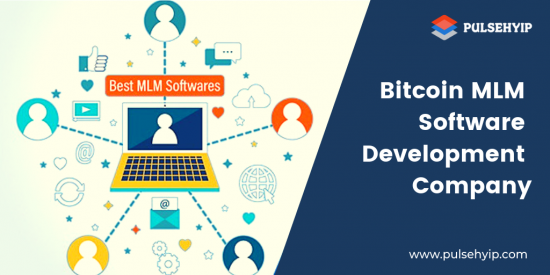 Trusted Bitcoin MLM Software Development Company Pulsehyip