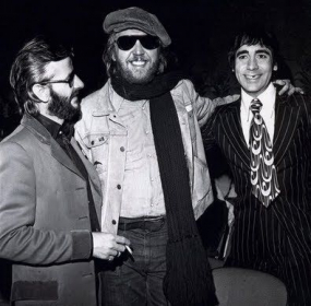 Cancion del dia -Together- Ringo Starr & Keith Moon published in The Beatles Fans