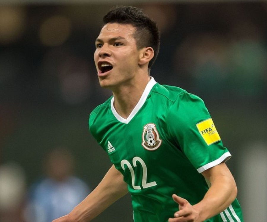 Hirving Lozano pictures