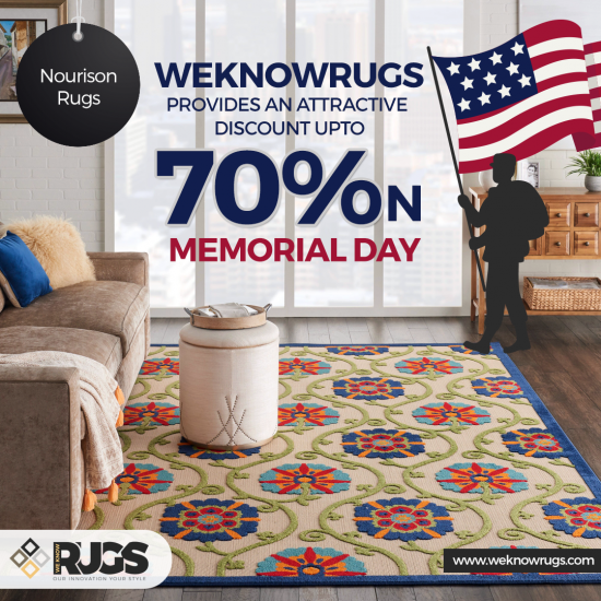 Buy Nourison Rugs on Memorial Day published by GracieStevenson