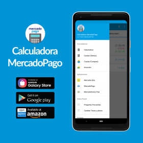 Calculadora Mercado Pago!  published by strinks666