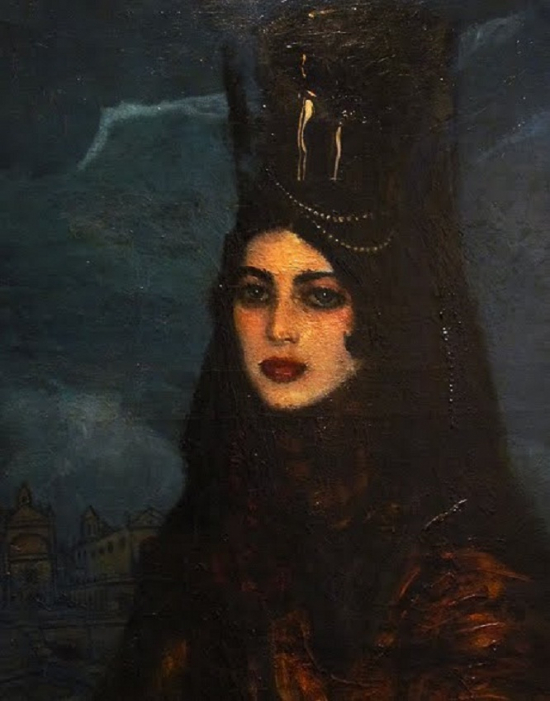 Serie: Los Pintores – 350 - Federico Beltrán Masses published in Arte