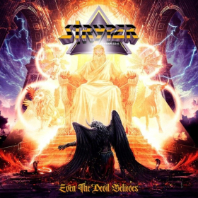 STRYPER – Nuevo álbum «Even The Devil Believes» published in Música
