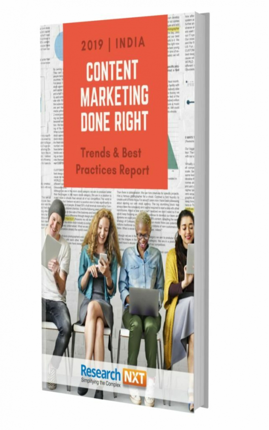 Content Marketing Done Right: Trends and Best Practices Report, 2019