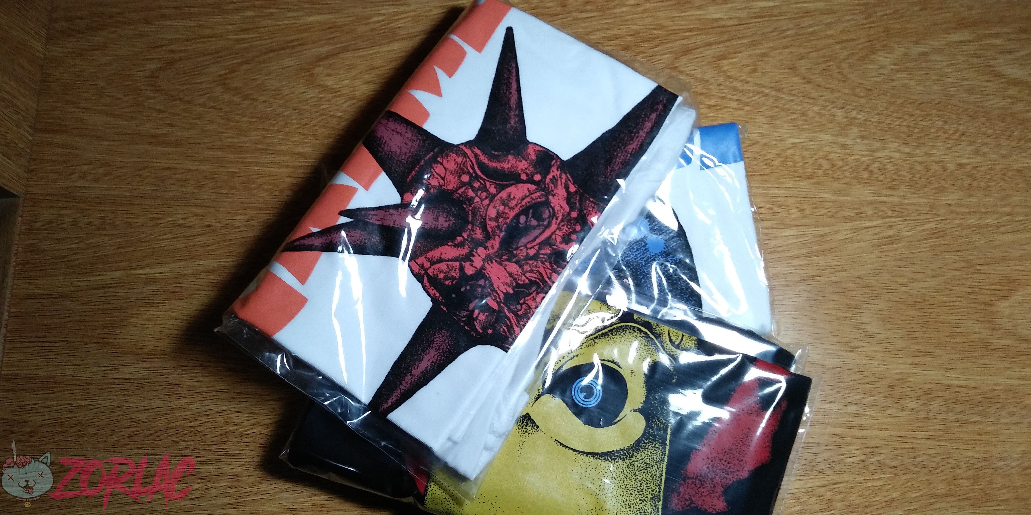 Remeras Crime: Cyber Monday 3x2 [unboxing]