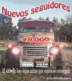 Archivo de autos sigue creciendo, más de 49.000 seguidores en Facebook published in Archivo de autos