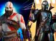 Kratos el dios de la guerra llegará a la isla de Fortnite publicado en Loaded Games ☣ 1.300
