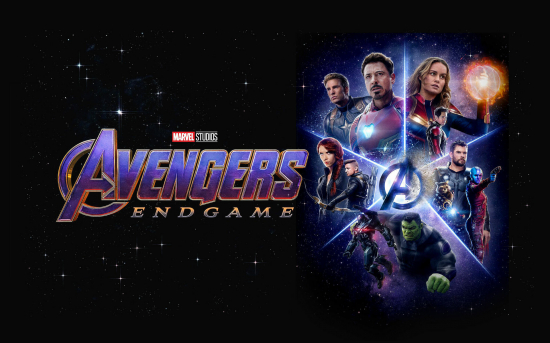 Avengers End Game Full Movie(calidad Cine)
