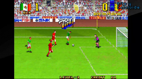Reseña: Neo Geo Cup 98 (Switch) published in Juegos