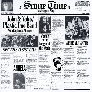 Some Time in New York City -John Lennon & Yoko Ono -Indice published in The Beatles Fans