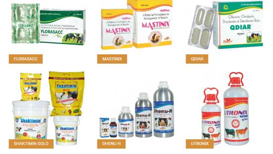 veterinary medicine supplier India