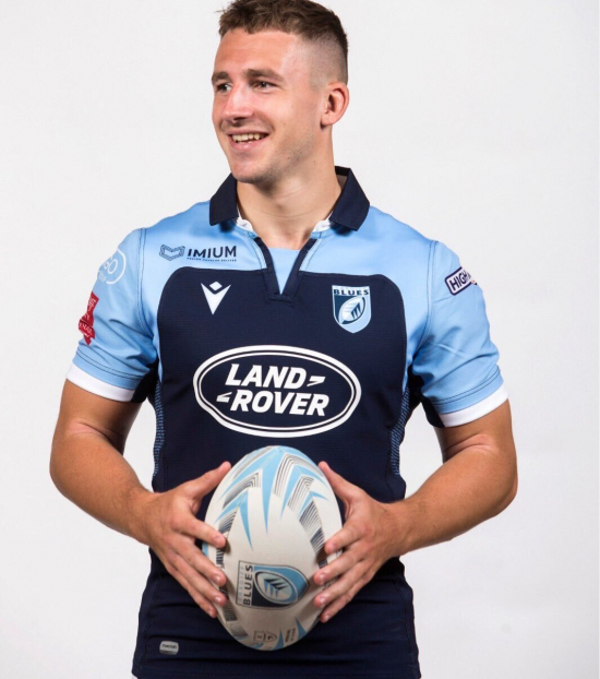 Comprar ropa rugby Cardiff Blues online