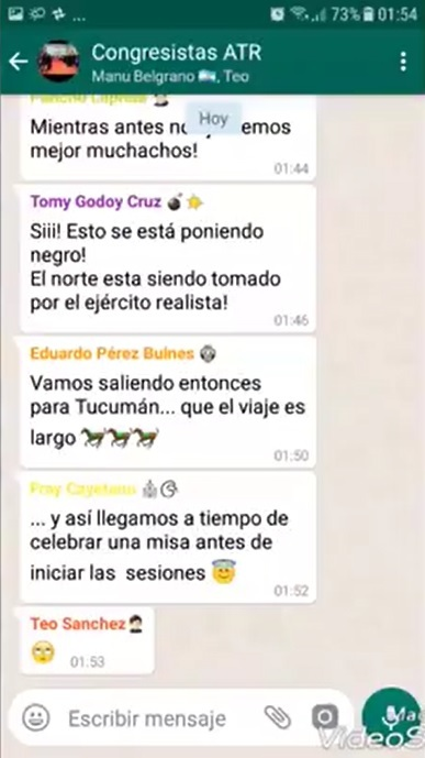 Whatsapp de 1816