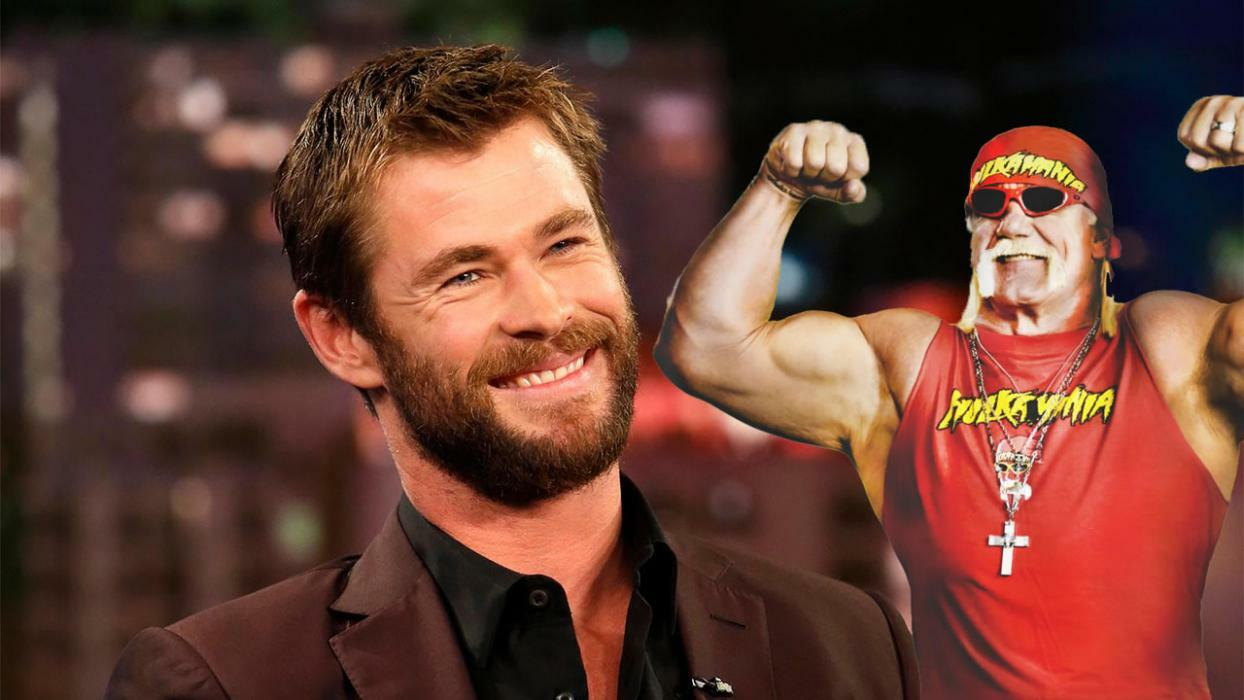 Chris Hemsworth será Hulk Hogan TV, películas y series en